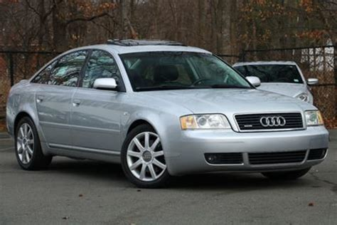 how to work on cars 2004 audi a6 engine control 2004 audi a6 for sale carsforsale com 174