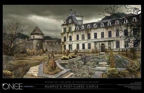 rumpelstiltskin once upon a time castle once upon a time rumple castle home cafe scotland castle