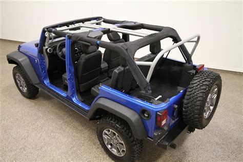 jeep with 3 rows rock 4x4 3rd row sport cage for jeep wrangler jk 4dr