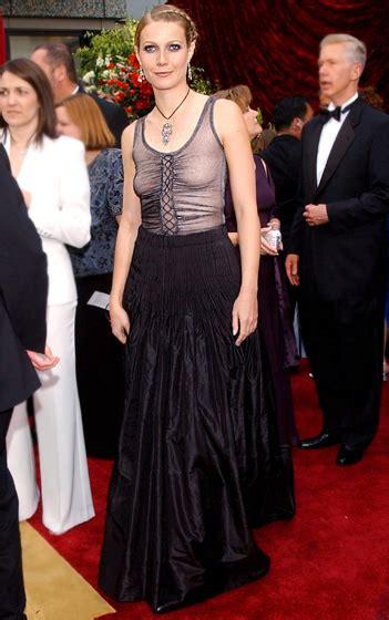 War Between Larry Birkhead Debra Opri Rages On by Gwyneth Paltrow 2002 10 Worst Oscar Dresses Of All