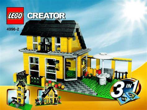 lego house 4996 creator