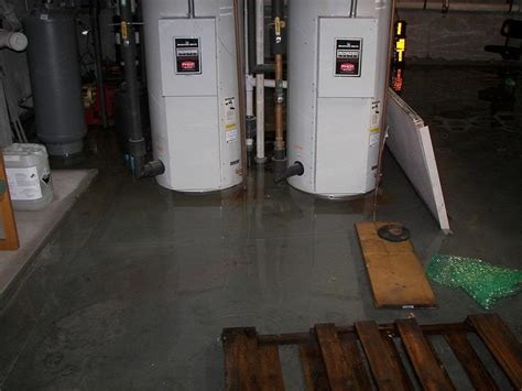 water heater flooded basement expensive water heaters
