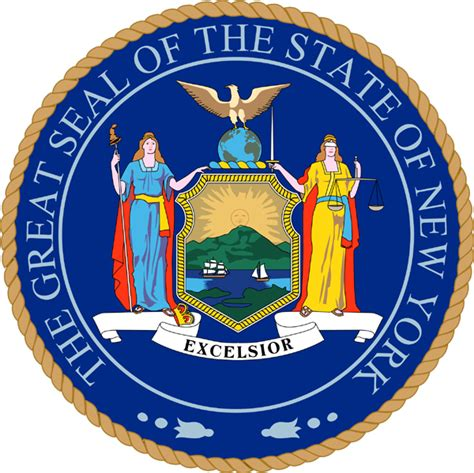 Common Law Marriage In California by New York State Seal