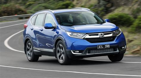 Honda Crv New Model 2018 by 2018 Honda Cr V Review Caradvice