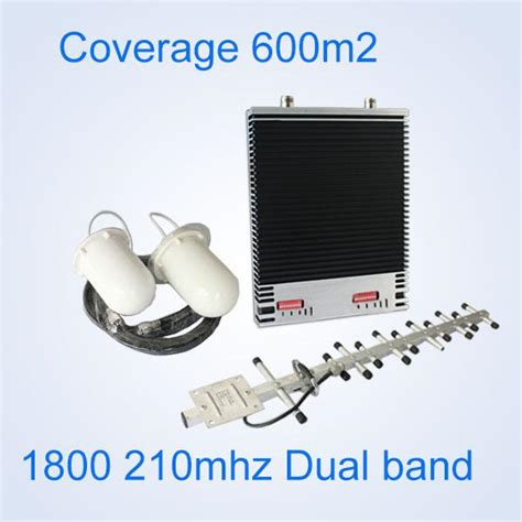 4g Repeater Dual Band 1800 2100mhz Booster 3g 4g 3g 4g 2100 2600mhz dual band signal booster shenzhen sai tong tian electronic technology company