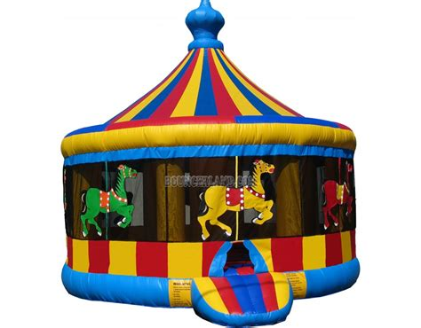 Bouncerland Commercial Bounce House 1054