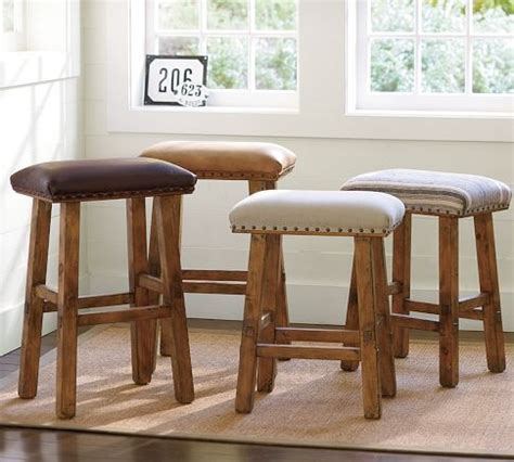Pottery Barn Kitchen Island Stools by All I Need Is A Bar And These Stools Rustic