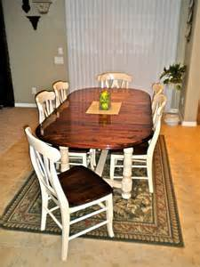 Refinishing Dining Table Chairs Refinishing Dining Table
