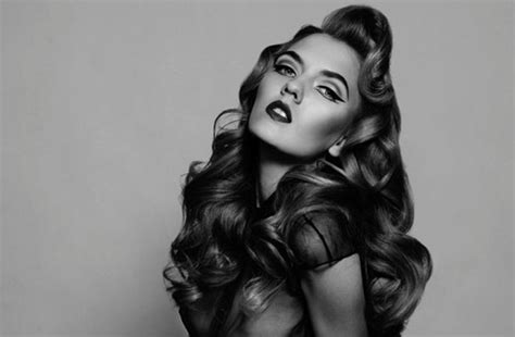 long black hairstyles 2014 with pin ups how to get perfect pin up curls