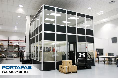 Modular Office by Portafab Modular Offices Inplant Modular Buildings