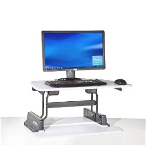 raised desk for standing there is a lot of quot noise quot in the ergonomic world about sit