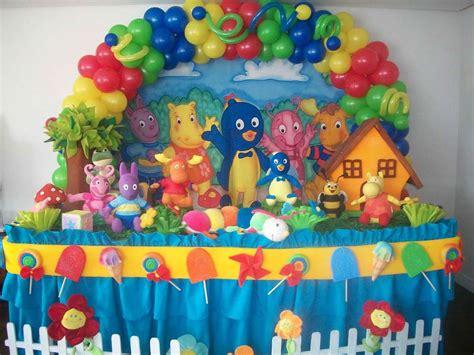 Backyardigans Birthday Backyardigans Birthday Ideas Photo 1 Of 12 Catch