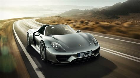 Porsche 918 Hybrid by Porsche 918 Spyder Hybrid Sports Car Cool Material