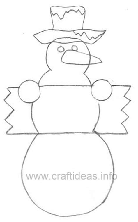 printable snowman craft patterns pin by deanna scarbrough on home decor pinterest