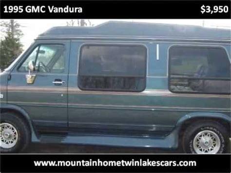 all car manuals free 1995 gmc vandura g1500 regenerative braking 1995 gmc vandura used cars mountain home ar youtube