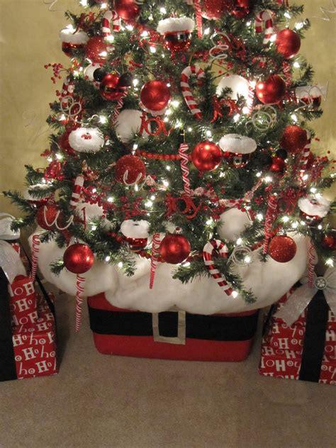 santa claus and the trees sew many ways santa claus tree