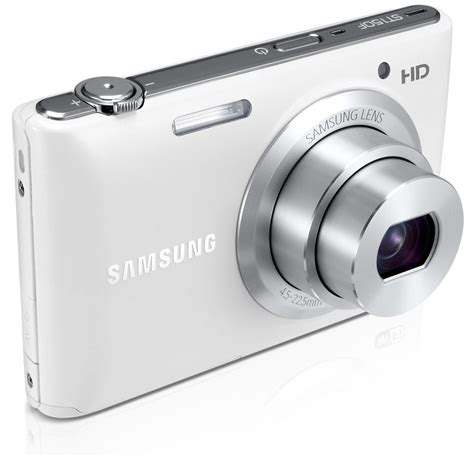 Samsung St150 samsung st150f 16 2mp smart wifi digital with 5x optical zoom and 3 0 quot lcd