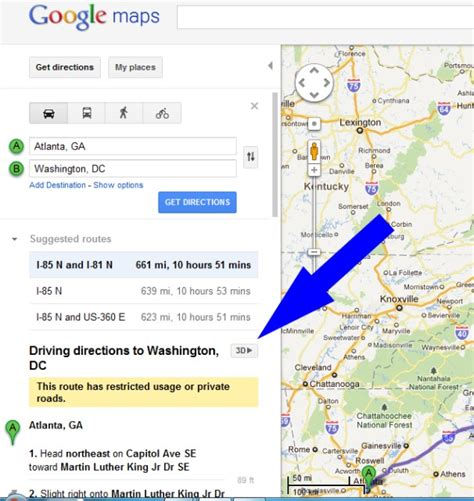 cool locations on google maps cool new google maps feature lets you helicopter preview