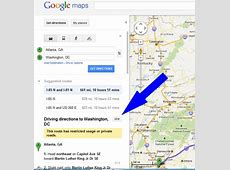 Cool New Google Maps Feature Lets You 'Helicopter' Preview ... Mapquest Driving Distances Google
