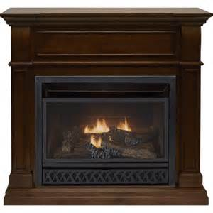 northern tool quot procom dual fuel vent free fireplace