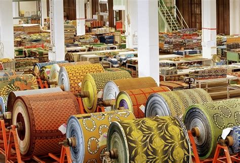 Upholstery Industry by Spinning A Revival In Nigeria S Textile Industry Connect