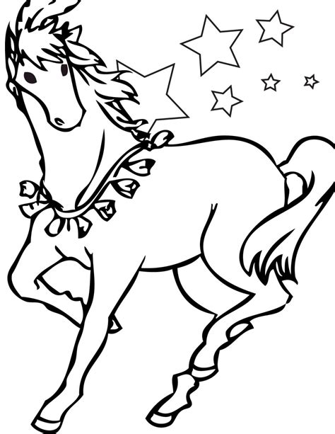 coloring pages barbie horse barbie horse coloring pages free large images