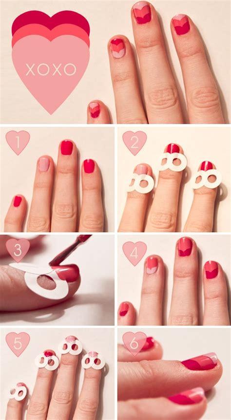 valentines day nails valentine s day nails everything