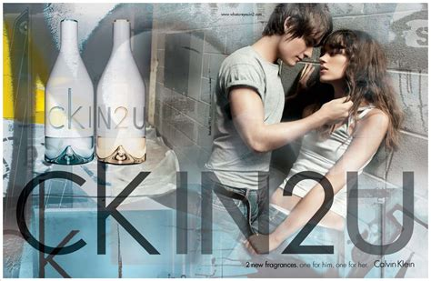 Launch Of Calvin Kleins New Fragrance In2u by Ck In2u For Ck In2u For Him By Calvin Klein Perfume