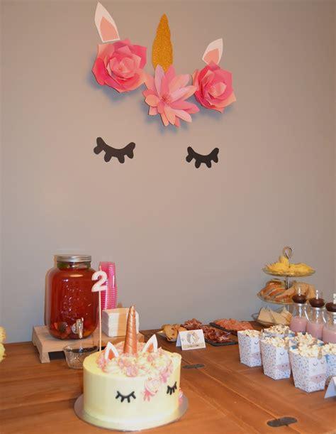 imagenes de uñas navideñas sencillas organiza una fiesta unicornio low cost handbox craft