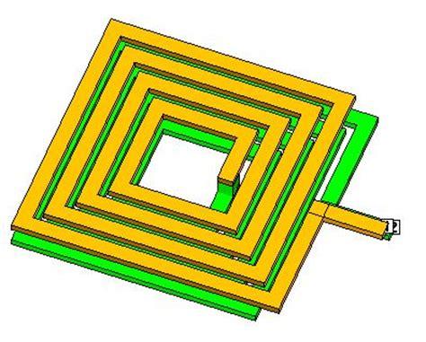multilayer planar inductor image gallery planar spiral