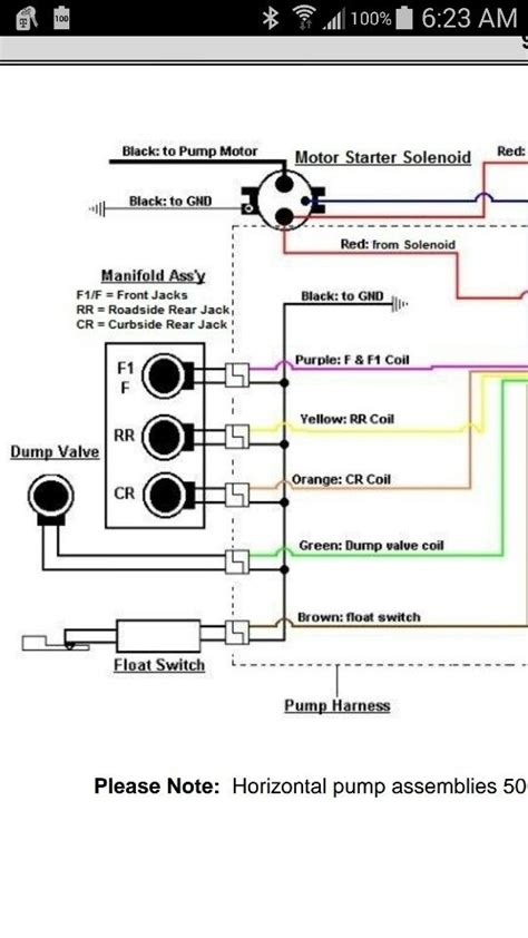 fleetwood rv wiring diagram 27 wiring diagram images