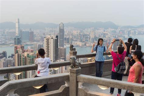 visit attractions  hong kong