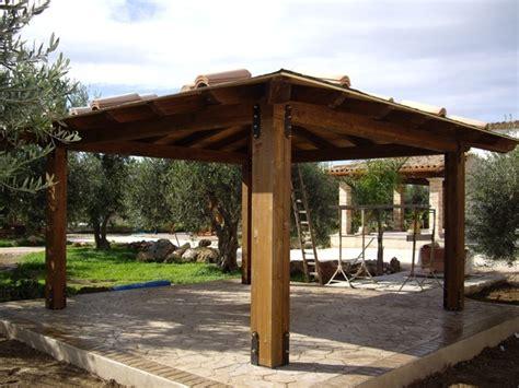 ferramenta per gazebo in legno gazebi in legno con travi lamellari o travatura in