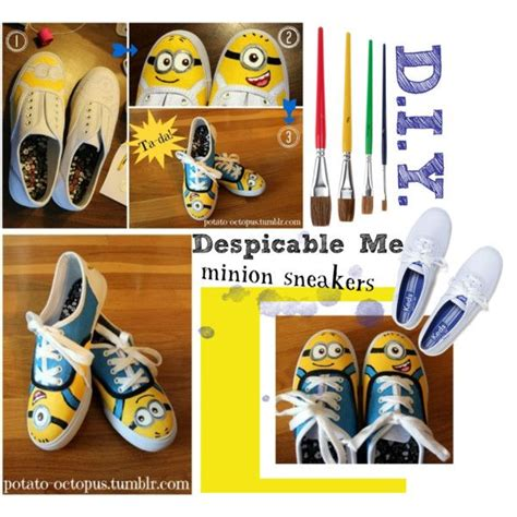 diy minion shoes 241 best images about minnion classroom on