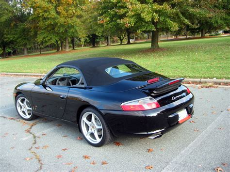 porsche convertible black 1999 porsche 911 carrera for sale autos post