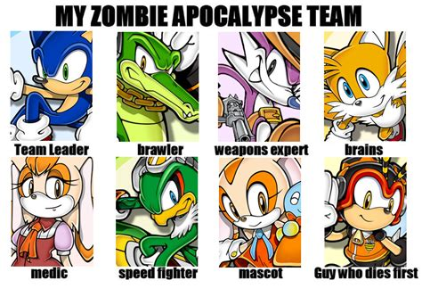 Anti Gores 2 X One Ultimate the shade s apocalypse sonic team by powershade117