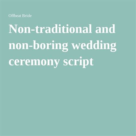 Wedding Ceremony I Do Script by 17 Best Ideas About Wedding Officiant On