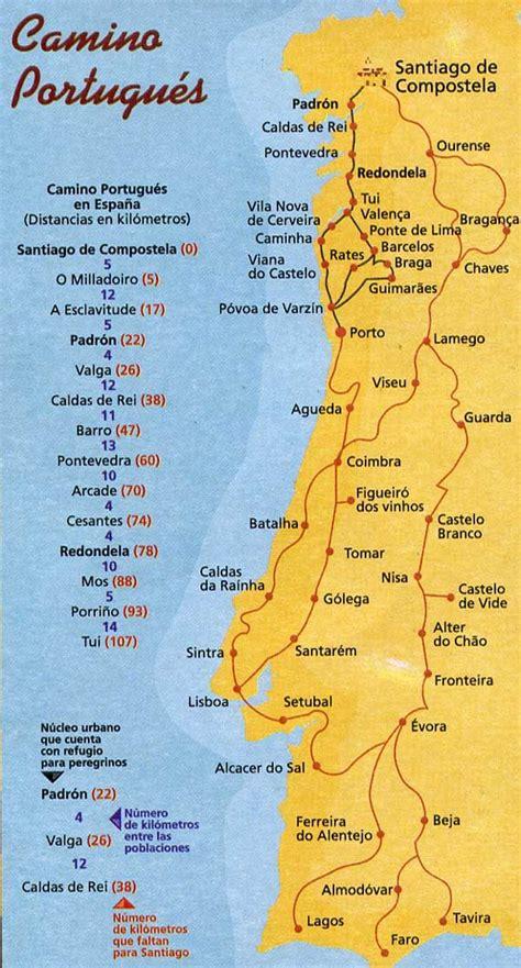 camino de santiago portugal camino portugues pilgrimage el camino