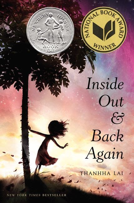 inside out and back again book report inside out and back again thanhha lai hardcover