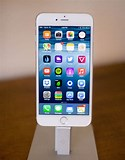 Image result for What Is The Biggest iPhone 6?. Size: 125 x 160. Source: teachmeios.com