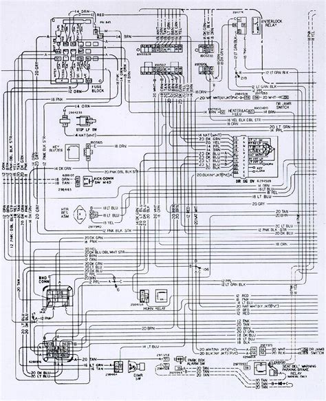 1979 trans am factory wiring diagram wiring diagrams