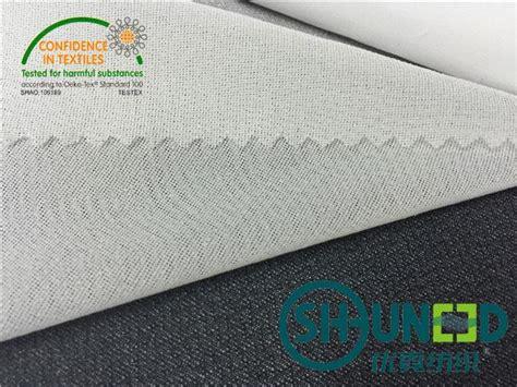 knit interfacing circular stretch fusible knit interfacing
