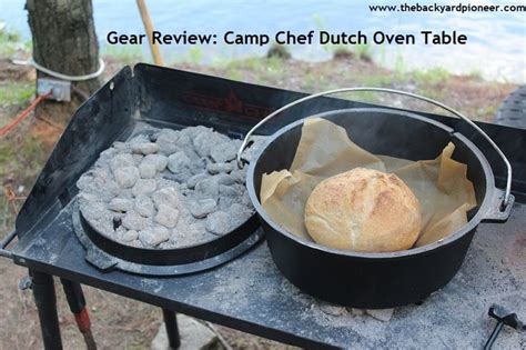 c chef oven table a gear review of the c chef 38 quot oven c table