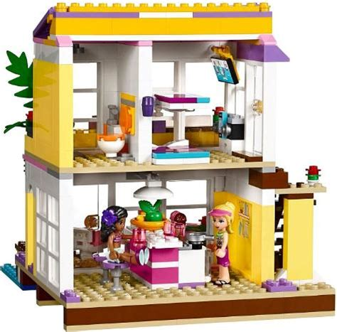 lego friends stephanie s house friends bricks lego friends 2014 first wave sets january 2014