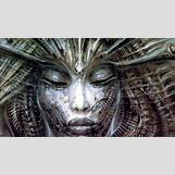 H.r. Giger Alien Wallpaper | 1366 x 768 jpeg 142kB