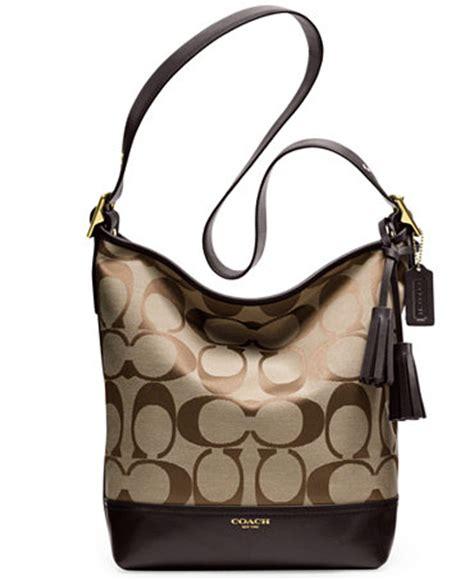 coach legacy signature duffle coach handbags handbags