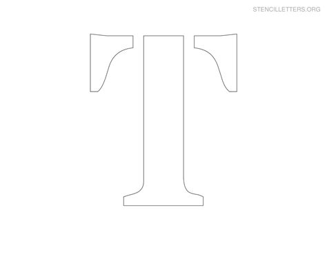 printable letter t stencils related keywords suggestions for letter t stencil