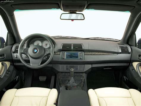 Bmw E53 Interior by Bmw X5 4 8is 2004 Picture 22 1280x960