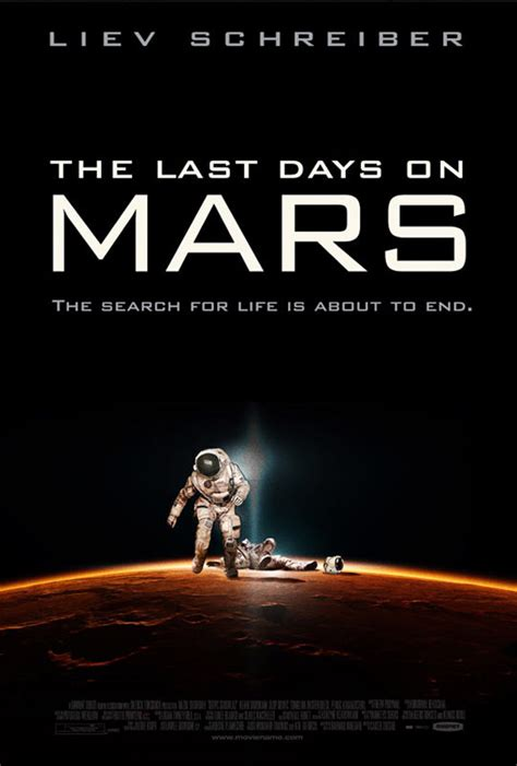 last day on mars chronicle of the books the last days on mars 2013 poster 1 trailer addict