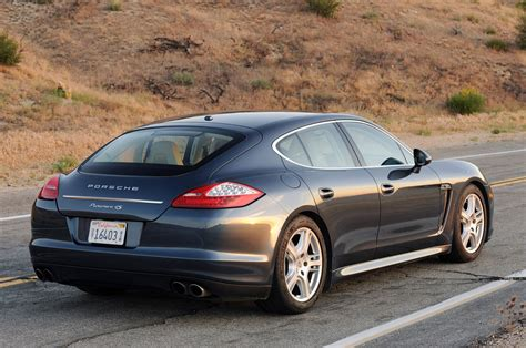 Porsche Panamera 2010 by 2010 Porsche Panamera Information And Photos Momentcar